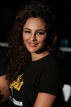 Seerat Kapoor In Black T Shirt At Okka Kshanam Movie Thanks Meet Indian Actress Images, Indian Actresses, Actors & Actresses, Picture Movie, Most Beautiful Indian Actress, Indian Beauty, Bollywood Actress, My Photos, Hollywood