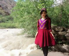 Afghan Dresses, Western Outfits, Afghanistan, Traditional Outfits, Different Styles, Bring It On, Mini Skirts, Models, Coat