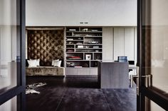The Nehterlands / Private Residence / Home Office / Eric Kuster / Metropolitan Luxury