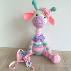 Cutie crochet giraffe