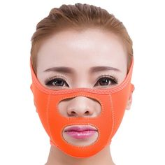 Slimming Bandage Thin Face Mask Double Chin Face Belt Health Care Weight Loss Products Massage Face Cream Belt