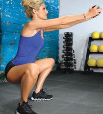 Bikini Body Program: Brazilian Butt Workout
