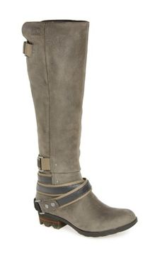 SOREL Lolla Water Resistant Tall Boot (Women) | No