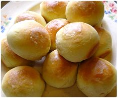 She loved experimenting with yeast roll recipes....always in search of the perfect one.