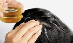 How Often Should I Use Castor Oil for Hair Growth - Start Regrowing Thick, Strong Hair Overnight With Just 3 Ingredients - - ht Castor Oil For Hair Growth, Hair Mask For Growth, Hair Growth Shampoo, Vitamins For Hair Growth, Hair Growth Treatment, Hair Growth Tips, Natural Hair Growth, Hair Treatments, Apple Cider Vinegar For Hair