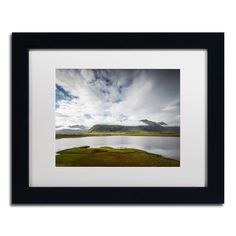 Philippe Sainte-Laudy 'Jump in the Clouds' Matted Framed Art