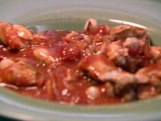 Pollo alla Cacciatora recipe from Nigella Lawson via Food Network