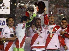 Obtuve: 85% el Goles - Copa Libertadores 2015