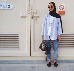 Leenalghouti #hijabfashion