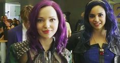 Mal and Evie ♡