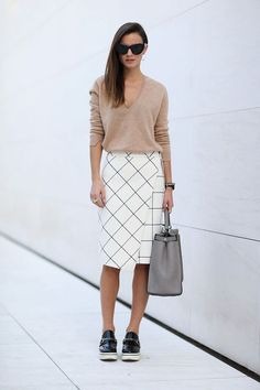 Transitional Outfits From Summer to Fall for Work and Date Night: Glamour.com