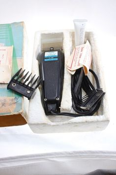 Wahl Model SC Single cut clippers in the box  #Wahl