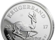 """Ebay: Silbermünze Krügerrand 2017 für 29,50 Euro frei Haus https://www.discountfan.de/artikel/technik_und_haushalt/ebay-silbermuenze-kruegerrand-2017-fuer-2950-euro-frei-haus.php Silber zum Schnäppchenpreis: Bei Ebay ist jetzt als """"Wow! des Tages"""" die Silbermünze """"Krügerrand"""" mit einer Feinunze Gewicht für 29,50 Euro frei Haus zu haben – beim Kauf von drei Münzen gibt es nochmals fünf Euro Rabatt. Ebay: Silbermünze Krügerrand 2017 f�"""