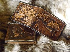 Wallets and hunting ticket holder ! Custom orders! vadasz7904@gmail.com