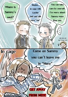 [Request#2] Where is Sammy's soul? by ILsama.deviantart.com on @DeviantArt