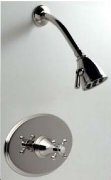 santec 2232cx kriss pressure balance shower set