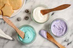 Basisrecept voor het maken van royal icing | Koekjes, taarten & cupcakes decoren met icing | Cupcakerecepten.nl