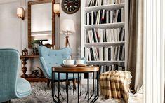 Mimari Görselleştirme Hizmetleri  0216 379 56 90 Bookcase, Shelves, Home Decor, Shelving, Decoration Home, Room Decor, Shelf, Interior Design, Home Interiors