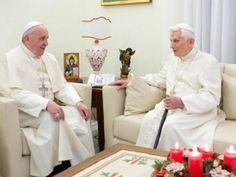 El mensaje de Benedicto XVI por el cumpleaños de Francisco