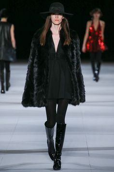 Saint Laurent | Paris Fashion Week Fall 2014 | Days 7&8 (Part 1)