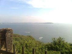 Amazing view from Goa fort..
