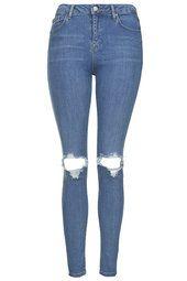 MOTO Busted Knee Jamie Jeans