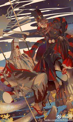 Character Art, Character Design, Vocaloid, Beautiful Fantasy Art, Bleach Anime, Hot Anime Guys, Anime Fantasy, Manga Games, Anime Artwork
