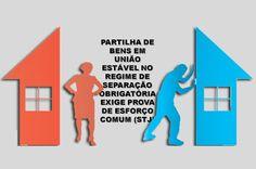 Partilha de bens em união estável no regime de separação obrigatória exige prova de esforço comum (STJ)
