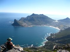 Looking at Hout Bay, Cape Town, SA Rest Of The World, Travel Around The World, Wonders Of The World, South Afrika, Cape Town South Africa, Kwazulu Natal, Global Citizen, Dream City, African Countries