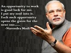 inspirational quotes by narendra modi - Google Search