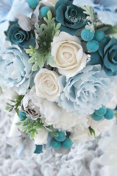 Fairy Wallpaper, Flower Phone Wallpaper, Rose Wallpaper, Love Rose Flower, Green Flowers, Pretty Flowers, Wedding Bouquets, Wedding Flowers, Bouquet Wrap