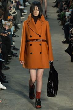See the complete 3.1 Phillip Lim Fall 2016 Ready-to-Wear collection.
