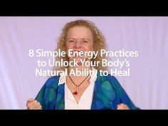 In this video, energy medicine pioneer Donna Eden shares 8 essential practices for your daily energy routine. With these simple exercises, you can . Self Healing, Chakra Healing, Yoga Breathing Techniques, Balance Exercises, Health Heal, Qigong, Facial Skin Care, Massage Therapy, Health And Safety