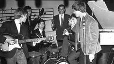 On July 12, 1962 when Korner's band couldn't play the owner of the Marquee quickly booked the new band now consisting of Jagger, Richards, Stewart, Jones, Mike Avory on drums and Dick Taylor on Bass. They had no name until Jones took the name from a Muddy Waters song.