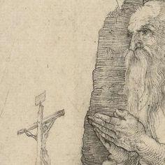 De Heilige Hiëronymus in de wildernis, Albrecht Dürer, 1512 - Albrecht Dürer - Artists - Explore the collection - Rijksmuseum