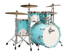 Gretsch Vintage 57' Renown drum set