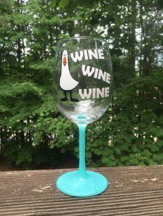 Wine wine wine glass Inspired by Disney Pixar's by GirlMeetsGinger