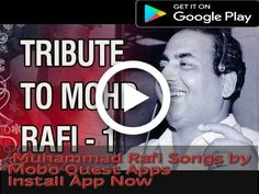 Mohammad Rafi Songs Mobile App Free, => Get it on your mobile device by just 1 Click, => Mohammad Rafi Songs, 1970 Songs, Lata Mangeshkar Songs, Old Bollywood Songs, My Favorite Music, My Favorite Things, Google Play, Mobile App, How To Get, Movie Posters