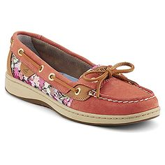 922fbccdc Sperry Top-Sider Angelfish Washed Red Liberty Print