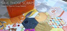Using scraps