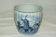Buy Ceramic Pot - Delft Hollandfor R50.00
