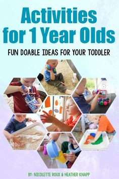 Activities for one-year-olds don't need to be overly complicated or prohibitively expensive. In fact, children this age are more interested in simple play, exploration, and spending time with their families. That's what makes this collection ideal for families with one-year-olds. It provides activities that will capture a toddler's interest and keep them engaged. We're busy …
