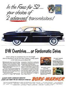 Ford, LIFE 26 May 1952