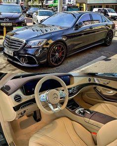 Mercedes-Benz S-Class 2018 Mercedes Car Models, Mercedes S Class, Mercedes Benz E63 Amg, Mercedes Benz Germany, Merc Benz, Benz S Class, Bugatti Cars, Best Luxury Cars, Model Car