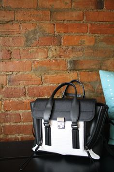 Life is tough, stay chic Life Is Tough, 3.1 Phillip Lim, Satchel, Backpacks, Chic, My Style, Bags, Fashion, Handbags