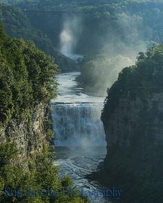 Inspiration.........Image from Letchworth State Park, Castile, NY