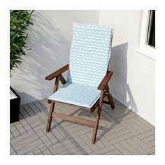 NÄSTÖN Seat/back pad, outdoor - IKEA