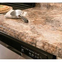 6 Ft Antique Mascarello Radiance Laminate Countertop