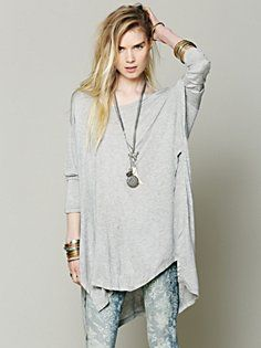 Osa Mayor - Camiseta de gran tamaño - Free People