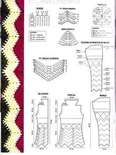 Crochet Patterns Coat Crochet coat — Crochet by Yana Crochet Hippie, Beau Crochet, Poncho Au Crochet, Pull Crochet, Crochet Pants, Crochet Jacket, Knit Or Crochet, Crochet Clothes, Crochet Stitches
